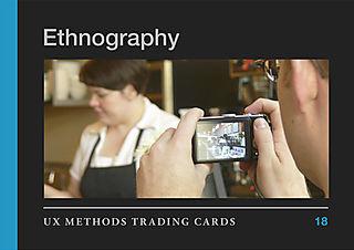 Ethnography Card