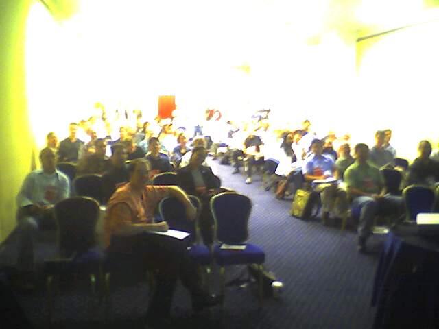 IDSA Blogs Presentation...Washington DC